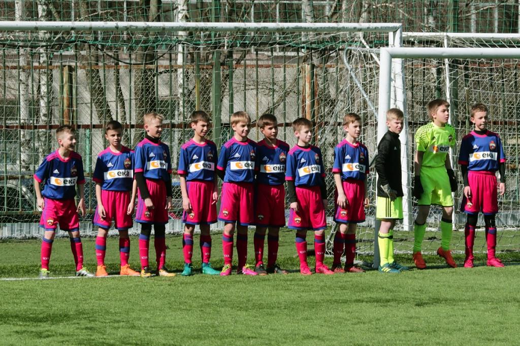 цска футбольный клуб для детей москва